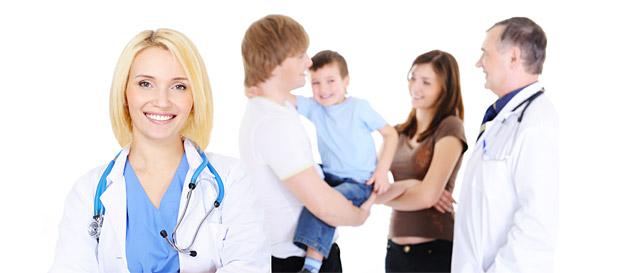 Boas notícias médicas para a família