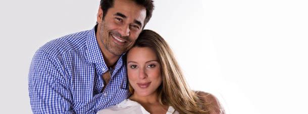 Luciano Szafir e Luhanna Melloni vão criopreservar as células-tronco do cordão umbilical do herdeiro